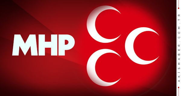 O İlçede MHP Teşkilatı Düştü