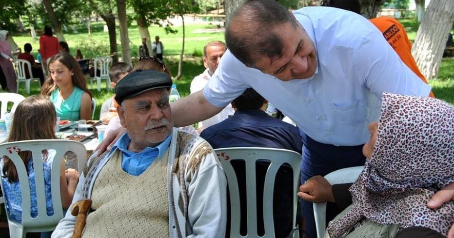 Başkan Güven, Diyaliz Hastalarıyla Piknikte Buluştu