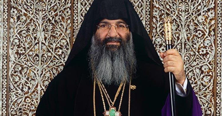 Ermeni Patriği Mutafyan Öldü
