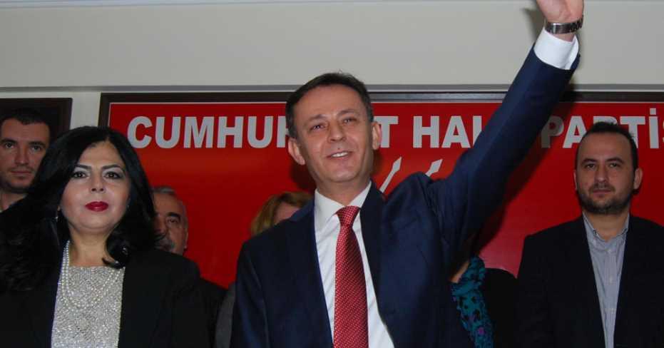CHP'li Yurtseven Aday Adaylığnı Açıkladı