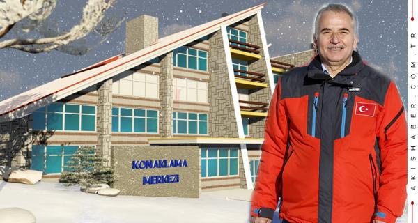 Denizli Kayak Merkezi Sosyalleşecek