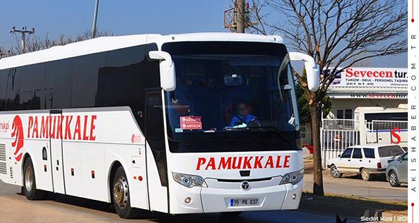 Pamukkale Turizm devam dedi!