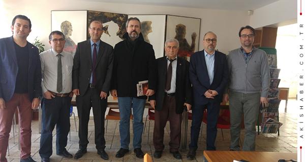DGC Yaşar Üniversitesi'ni Misafir Etti