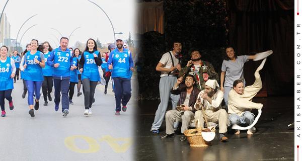 PAÜ'DE Kutlama, Açılış, Etkinlik Hız Kesmiyor