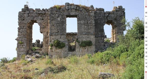 Silyon Ender Bir Antik Kent