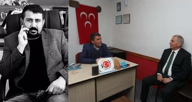 Baklan MHP'de ilçe başkanı kim ?