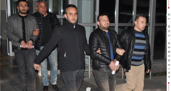 Emlakçı Cinayeti Sanıkları Tutuklandı