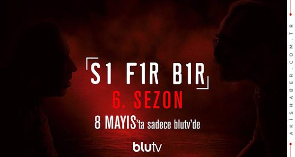 Sıfır Bir 5. sezon 9. bölüm Blu TV neden yok? Sıfır Bir 6. sezon ne zaman?