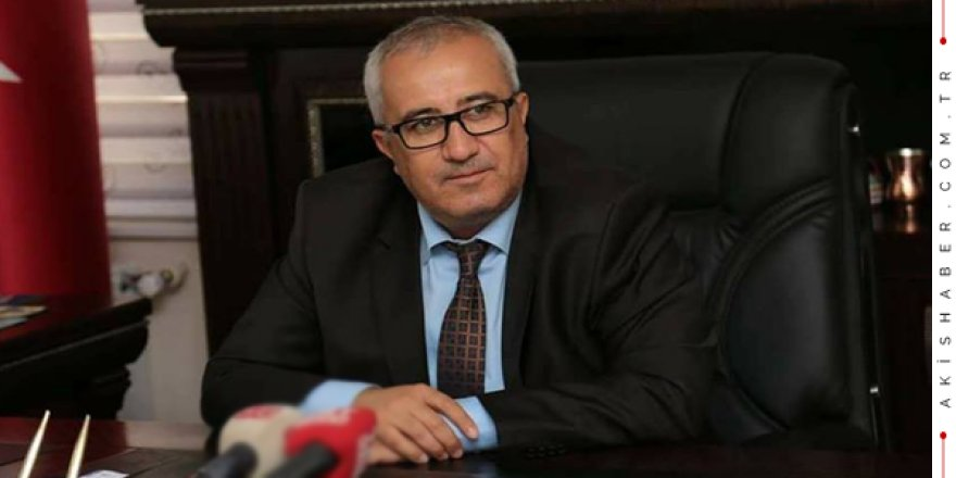 Başkan Arslan'dan Geçmiş Olsun Mesajı