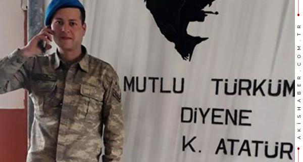İstanbul'da askeri araç devrildi: 1 asker şehit 2 asker yaralı