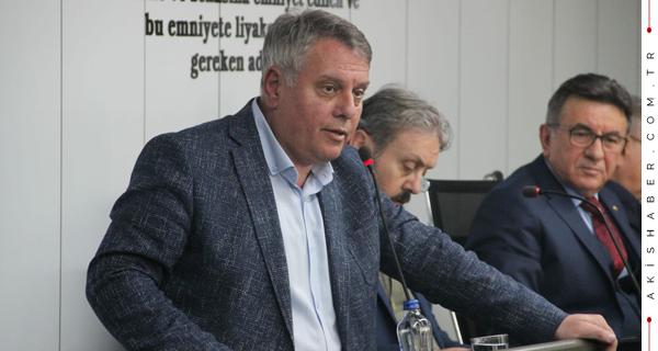 Bahtiyar Üçgen Projesini DTO'da Anlattı