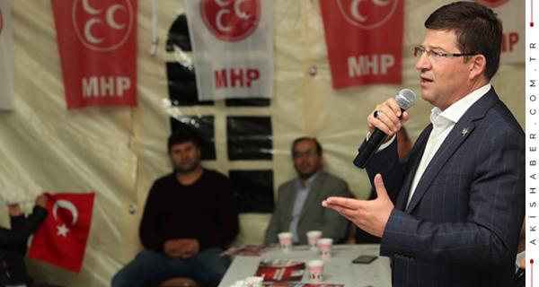 Gültepe'den Subaşıoğlu'na 'Devam' Mesajı