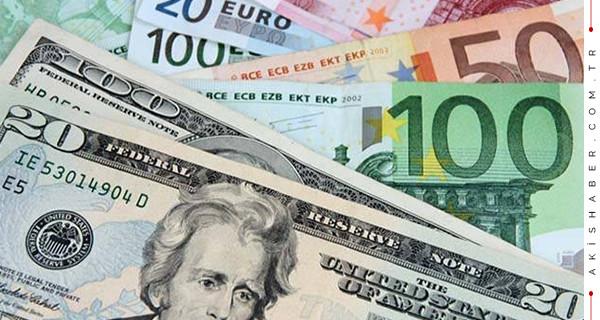 Dolar euro ne kadar oldu 23 Mart