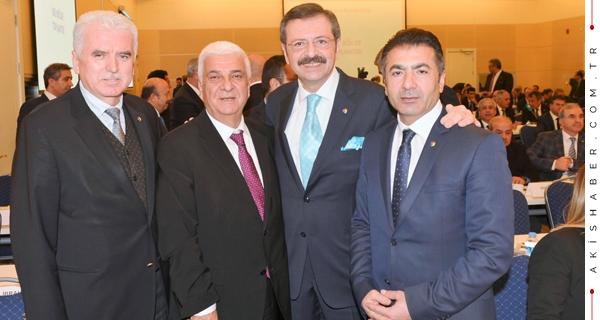 Bakan Selçuk Ve TOBB Başkanı Denizli'de