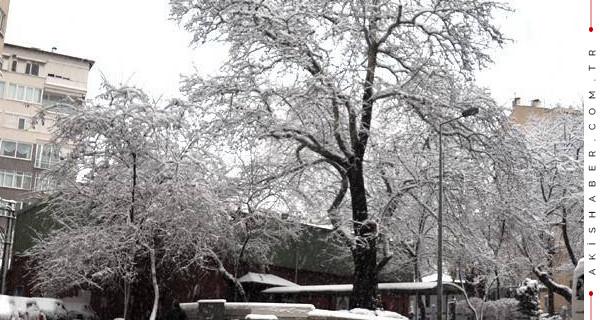 Denizli'ye Mart sonunda kar yağışı uyarısı! 28 Mart hava durumu