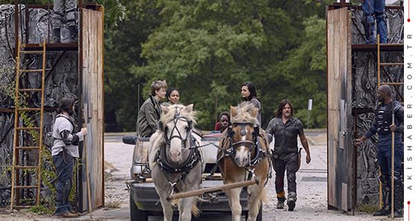 The Walking Dead 9. sezon 15. bölüm Türkçe altyazılı izle Blu TV