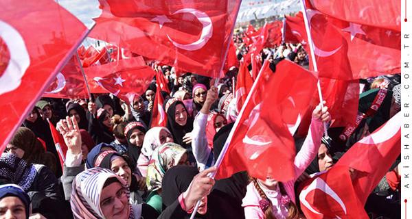 Cumhur İttifakı İstanbul Yenikapı miting alanı canlı izle