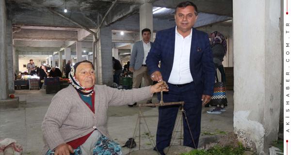Türkmen Anasından Başkan'a Önemli Mesaj