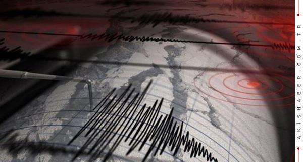 Denizli ve Malatya sallandı 25 Mart son dakika depremler