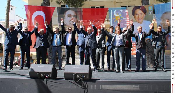 Çal'da Millet İttifakı'ndan Beraberlik Mesajı