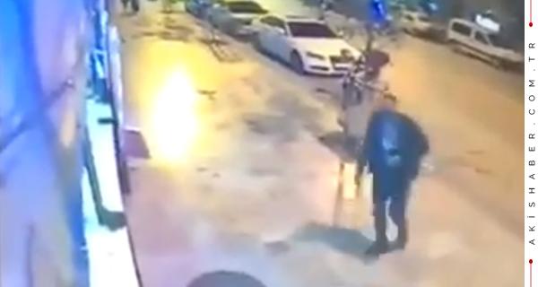Denizli'de Sokak Ortasında Bıçaklı Saldırı