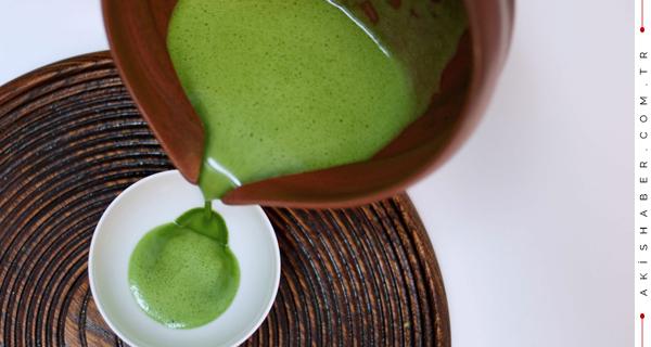 Matcha yeşil çay tozu nedir? Maçanın faydaları nelerdir?