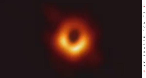 İşte ilk kara delik fotoğrafı