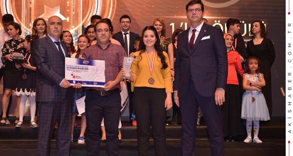 DENİB'in Genç Mucitleri Ödüllerini Aldı