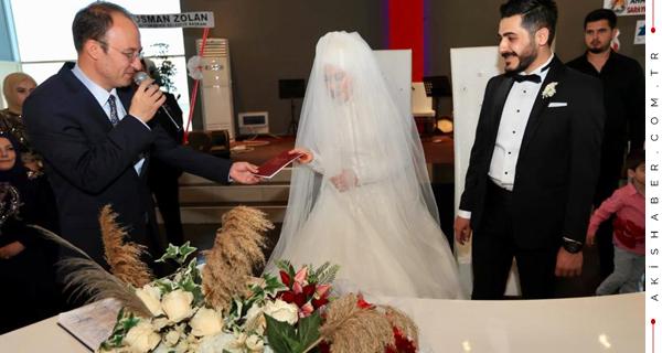 Yeni Hayatlarına Başkan Örki'yle Başladılar
