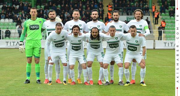 Mehmet Akyüz Denizli'yi uçurdu: 3-0