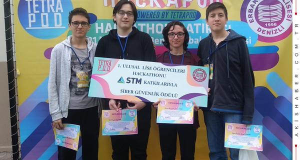 Denizli'de Liselilerin 36 Saatlik Maratonu