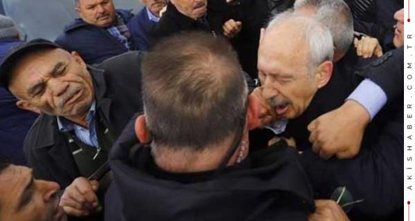 Kılıçdaroğlu'na yumruk atan Osman Sarıgün tutuklandı!