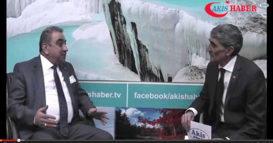 Akishaber TV'de İsmail Yarımca İle Dobra Dobra