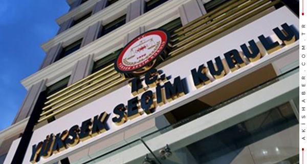 YSK İstanbul İçin Tarih Belirledi