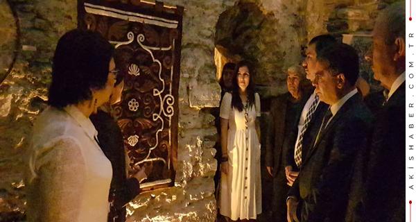Antik Kentte Tekstil Sanatları Sergisi