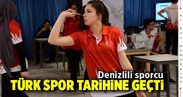 Türkiye'ye İlk Madalyasını Kazandırdı