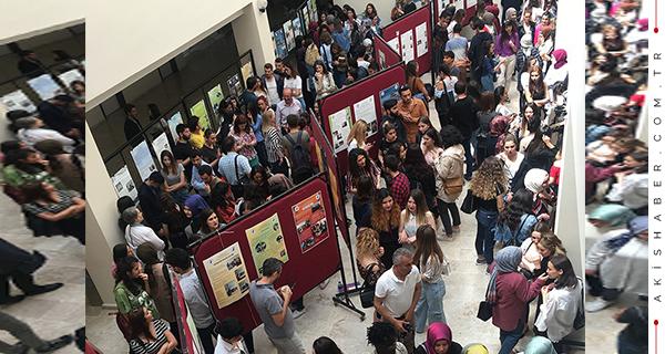 PAÜ'de Topluma hizmet sergisi