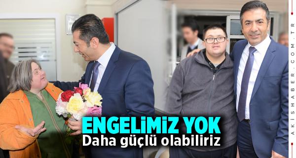 Başkan Erdoğan'dan Engelliler Haftası Mesajı