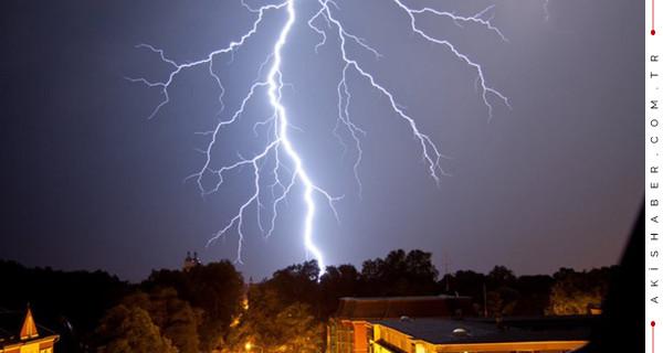 Denizli'ye aşırı yağış uyarısı! 17-18 Mayıs 2019 hava durumu