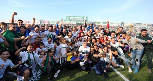 Denizlispor'un Süper Lig hedefi ilk 5!