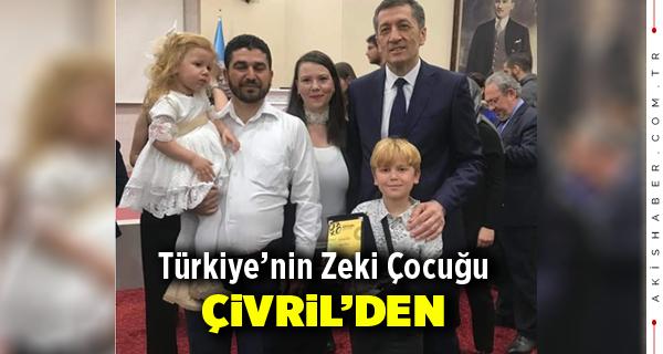 Türkiye'nin Zeki Çocuğu Çivril'den