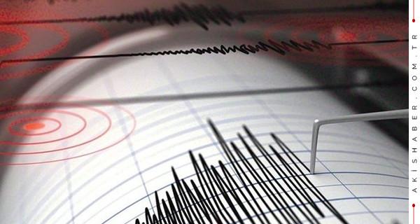 Acıpayam'da 3.1 şiddetinde deprem!
