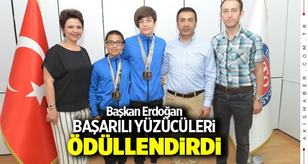 Başarılı Öğrenciler DTO'da Ödüllendirildi