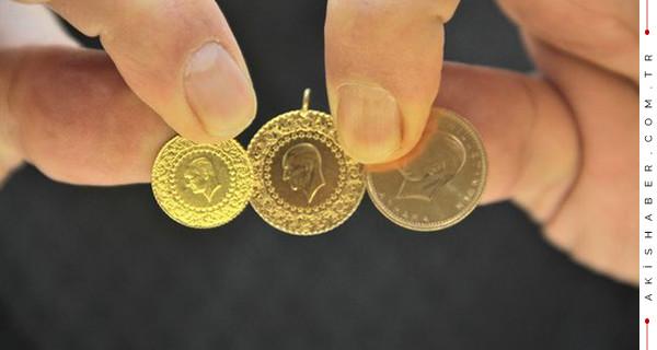 Çeyrek altın ne kadar oldu 20 Mayıs 2019