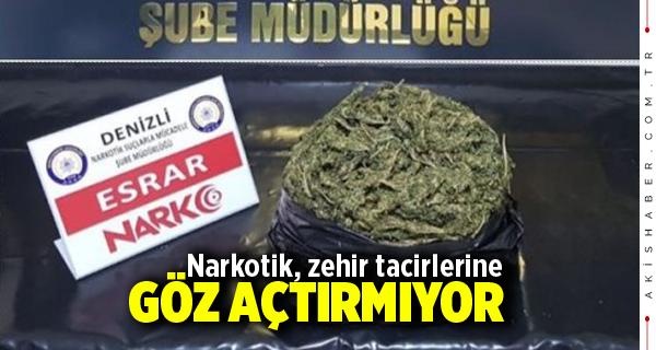 Denizli'de Uyuşturucu Operasyonu: 17 Tutuklama