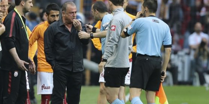 Fatih Terim'e 7 maç ceza!