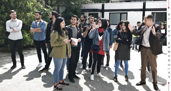 Bereket Enerji PAÜ'lü Öğrencileri Ağırladı