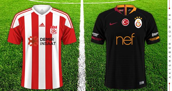 Sivasspor Galatasaray canlı beIN Sports 1 şifresiz izle