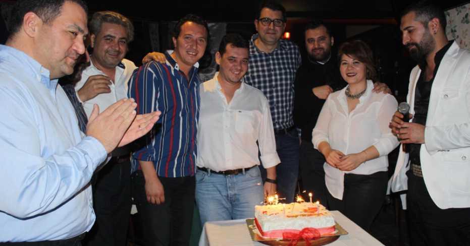 Genç İş Adamları Yeni Yılı Erken Kutladı!