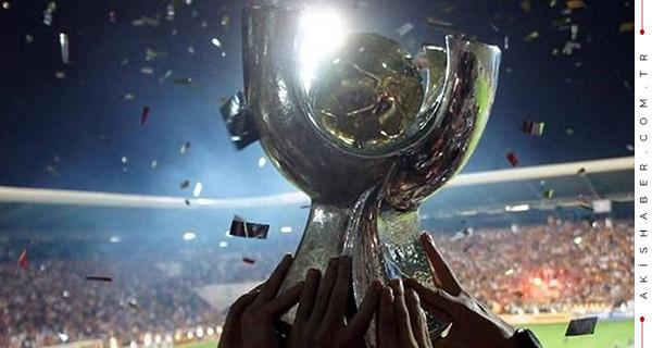 2019 TFF Süper Kupa maçı Eryaman Stadı'nda